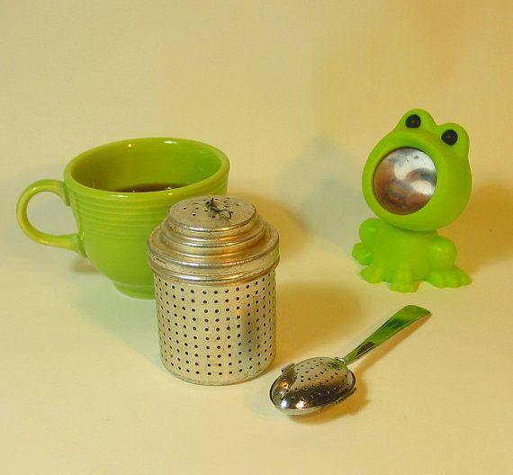 Tea Time Vintage style  infuser