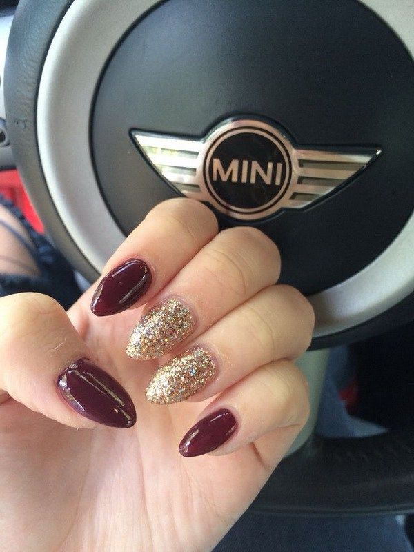 20 Beautiful Almond Nail Designs | Pinterest | Almond nails designs ...