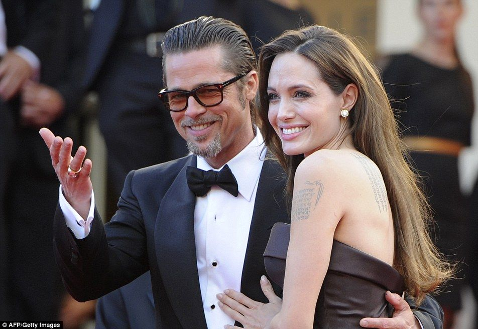 Number 3 and Mr Right: Jolie co-starred with Brad Pitt in the 2005 film Mr & Mrs Smith, and announced s...