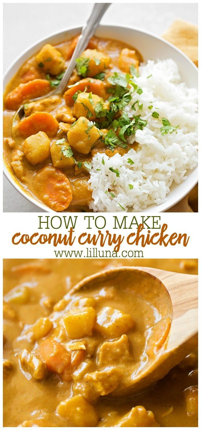 Photo of Curry Chicken