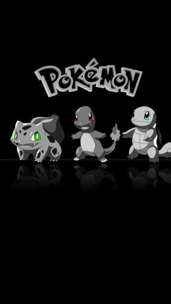Pokemon Wallpaper 1920x1080 Black And White Iphone 6 Plus Wallpaper