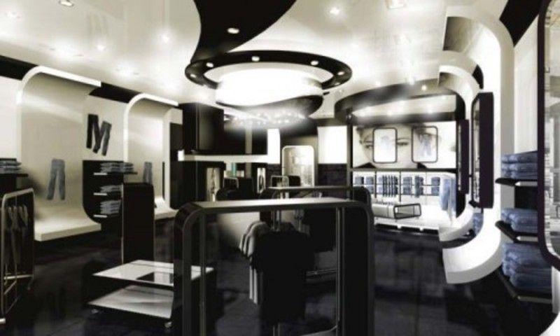 11 Awe-inspiring Modern Store Designs and Futuristic Interiors