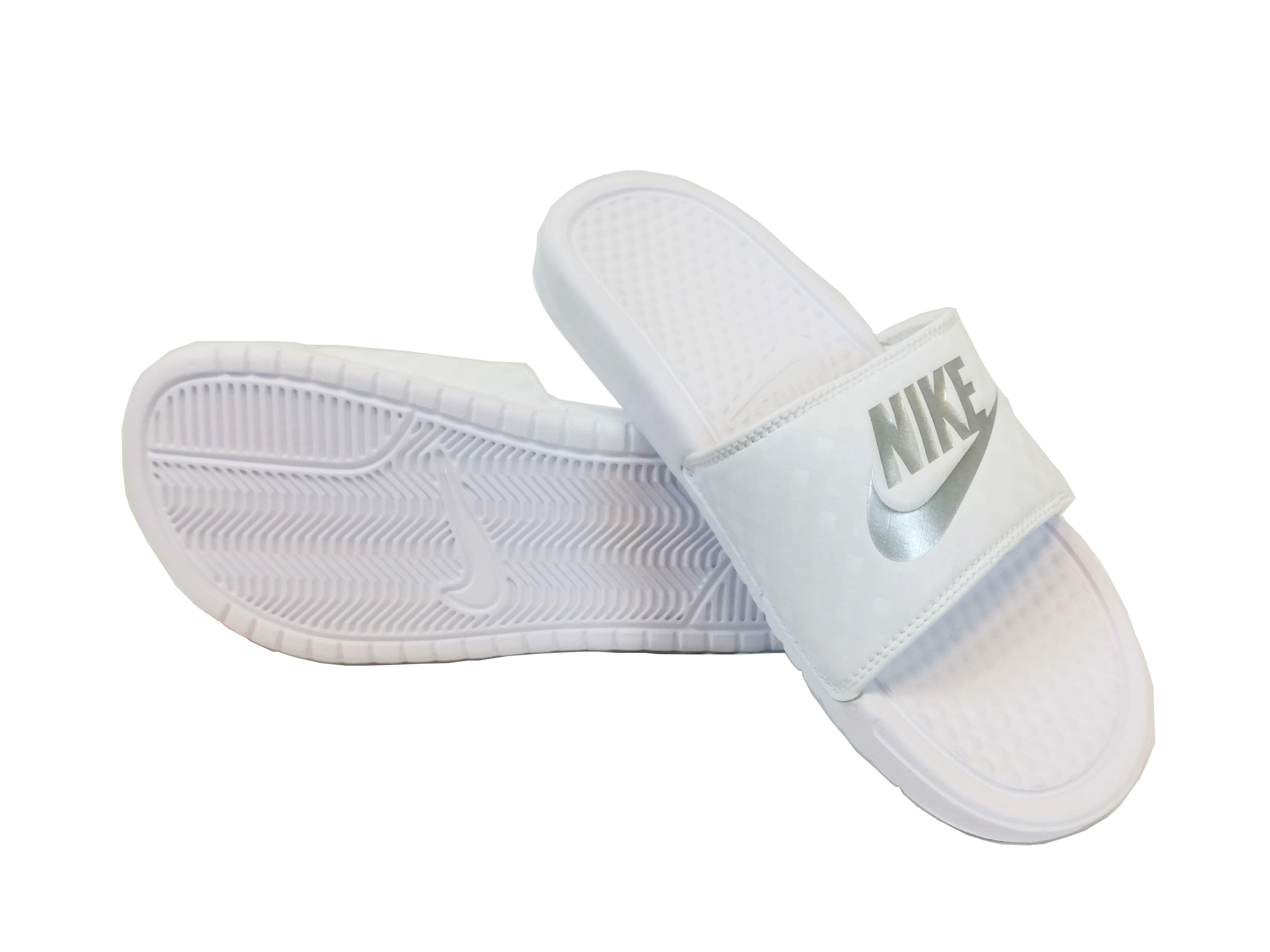 Ciabatte Nike Benassi JDI FC Nero Scarpe Uomo