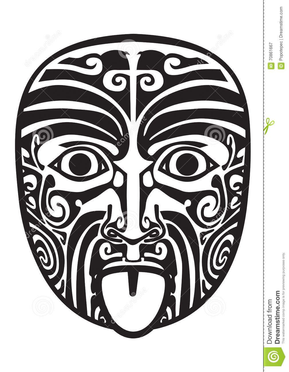 Image Result For Maori Masks