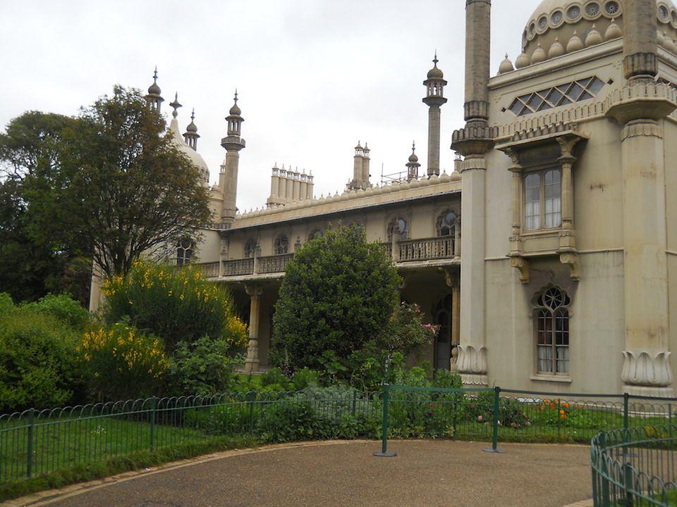 The Royal Pavilion, Brighton, East Sussex