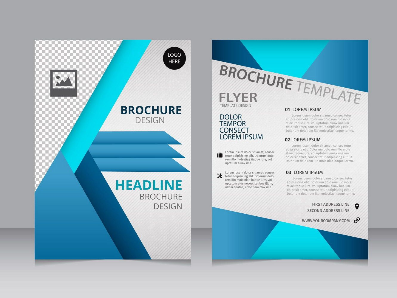 The Marvellous 005 Blank Brochure Templates Free Download Word Template Intended For In 2020 Free Brochure Template Brochure Templates Free Download Pamphlet Template