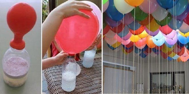 Comment gonfler des ballons sans h lium occasions - Gonfler ballon sans helium ...