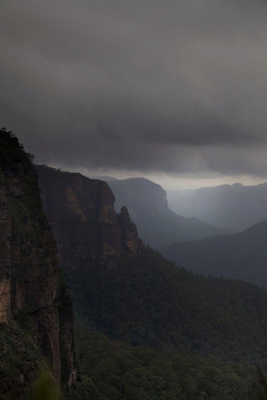 Blackheath nsw australia dramatic no matter what the