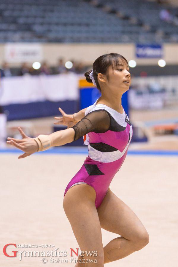 ボード「A 村上 茉愛(むらかみ まい 1996年8月5日 - )日本の体操競技 ...