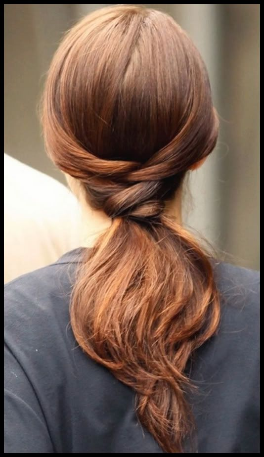 Top 6 Easy Casual Updos For Long Hair Beauty School Dropout