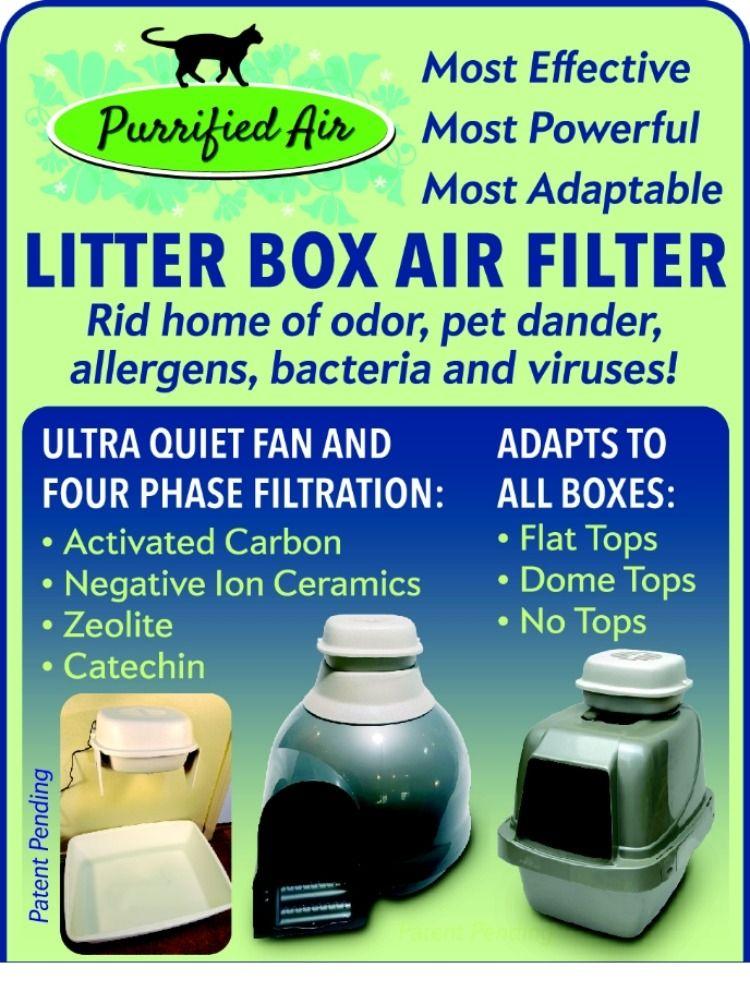 great variety Litter box, Cat litter, Odor remover