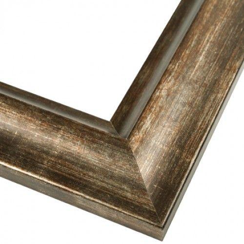 Pewter Mirror Frames | Mirror Edge Trim | MirrorMate Frames ...