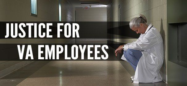 Save Due Process at the VA | AFGE