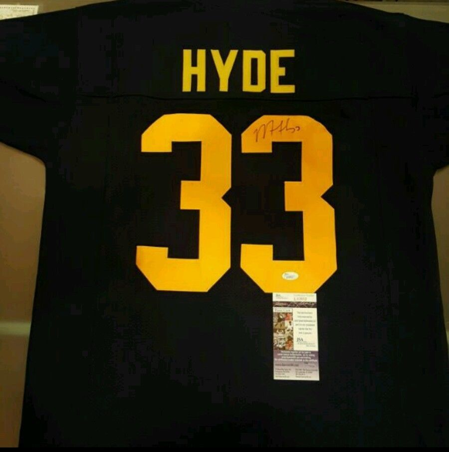 Micah Hyde Green Bay Packers Autograph Jersey Jsa Nfl Autograph Jersey Green Bay Packers Green Bay