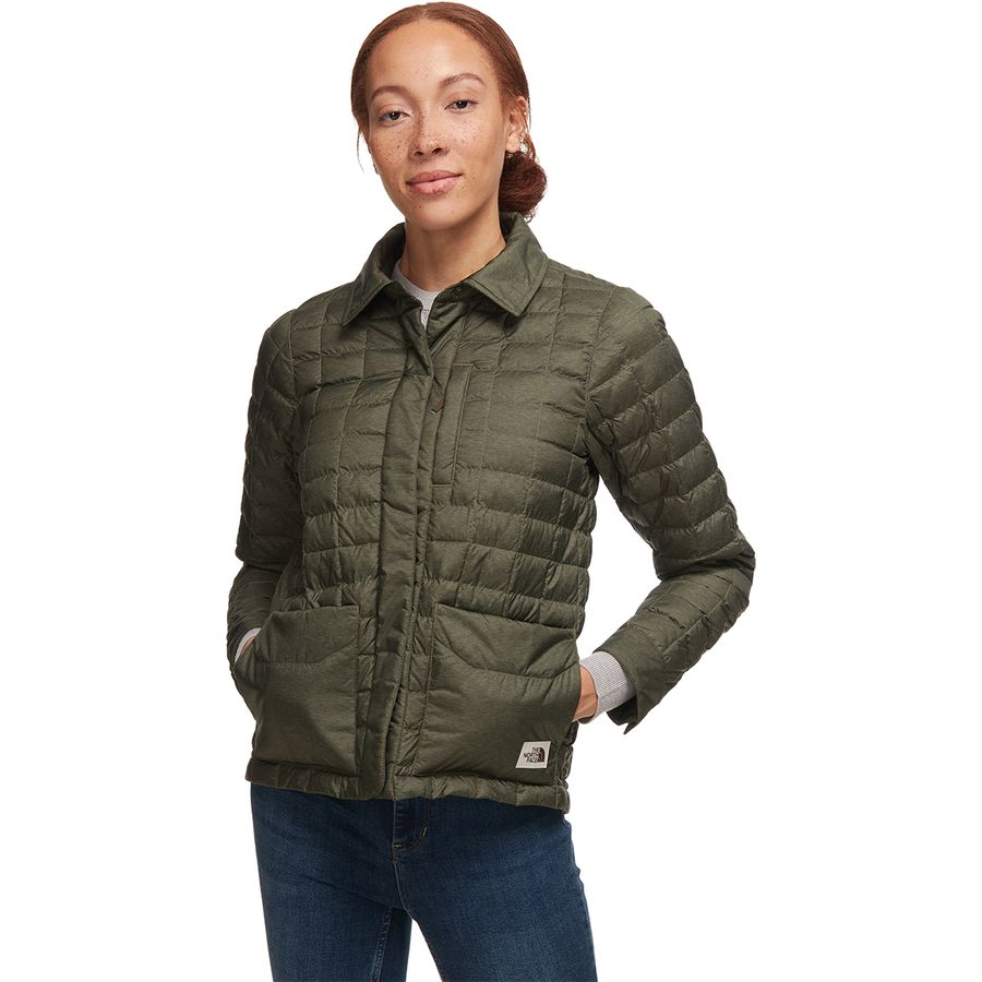 The North Face Thermoball Eco Snap Insulated Jacket Women S Backcountry Com Insulated Jacket Women Insulated Jackets Jackets For Women [ 900 x 900 Pixel ]