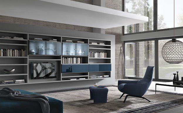 Lovely MisuraEmme Teka · Home FurnitureModern LivingLuxury LivingLiving WallsLiving  RoomsTv ...