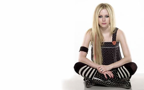 Avril Lavigne bilde porno