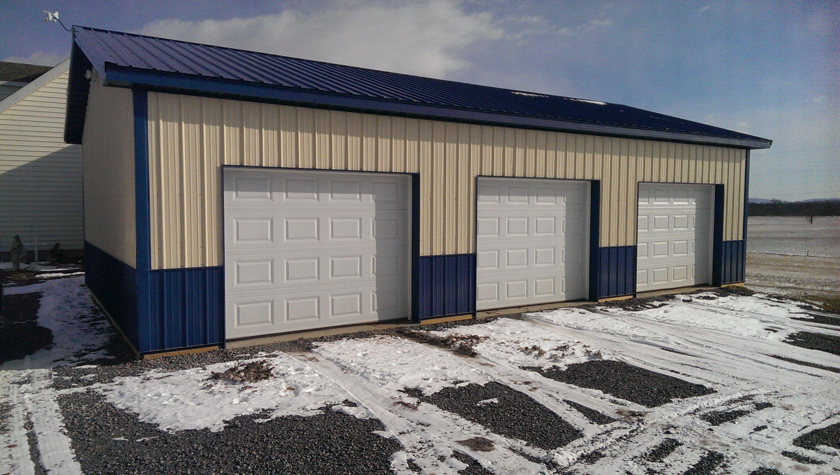 3 car pole barn garage 3cargarage garage pole barn for 3 car garage pole barn