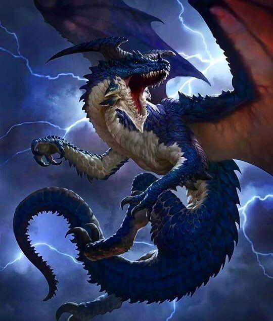 48+ Horror dragon info