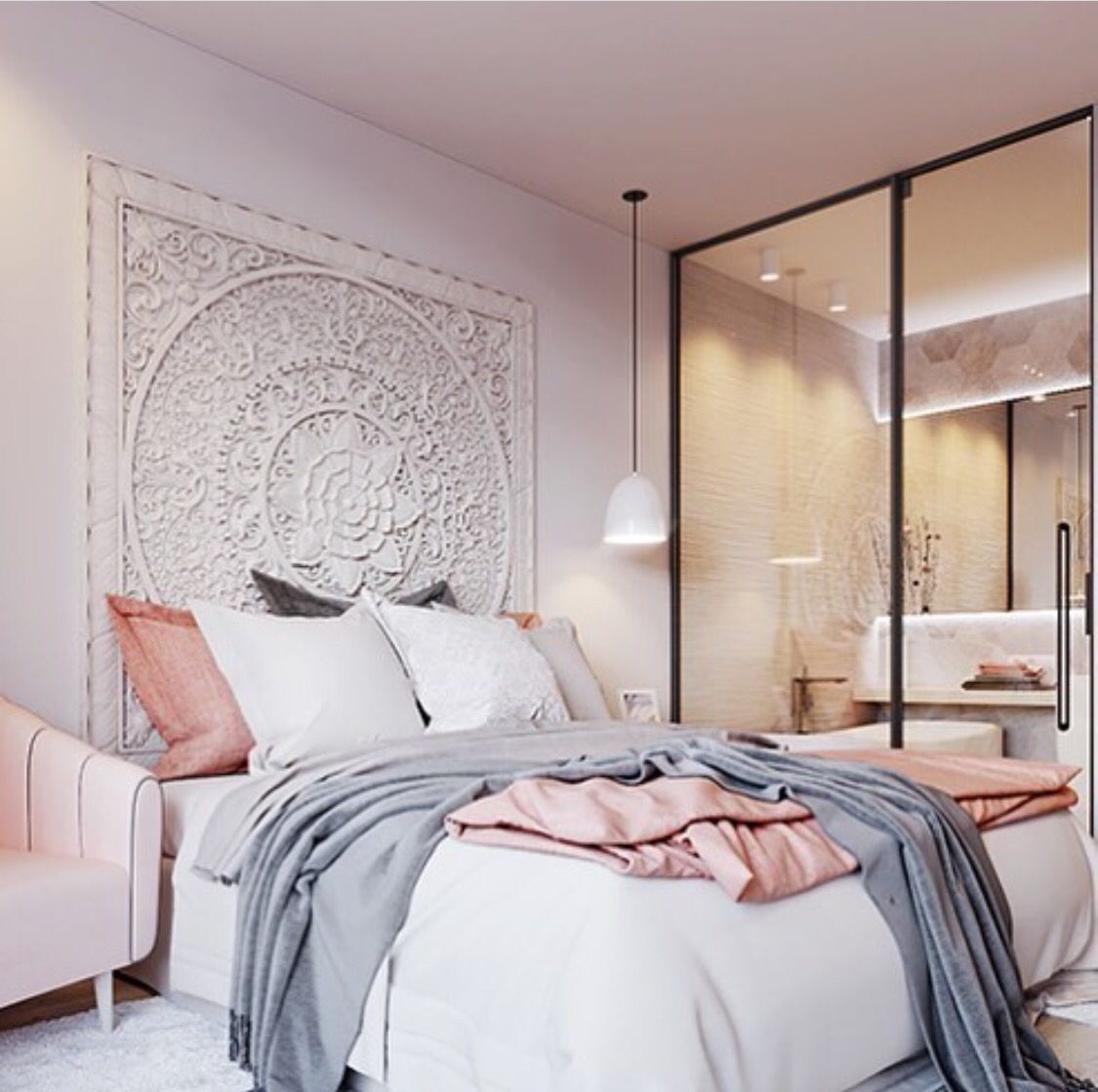 Projeto de Dima Kravtsov   Bedrooms   Pinterest   Decoración de ...