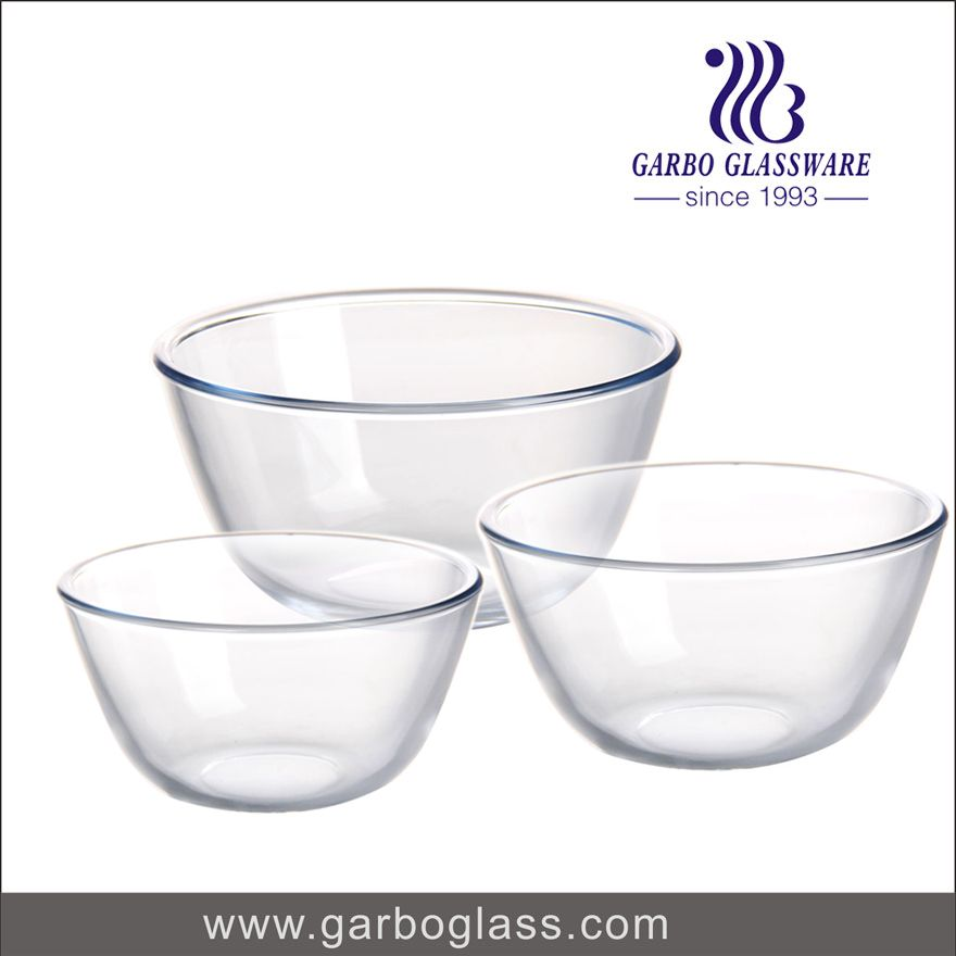 Can Microwave Safe Plates Go In The Oven: 3 Set Baking Bowl Set , Microwave And Oven Safe!