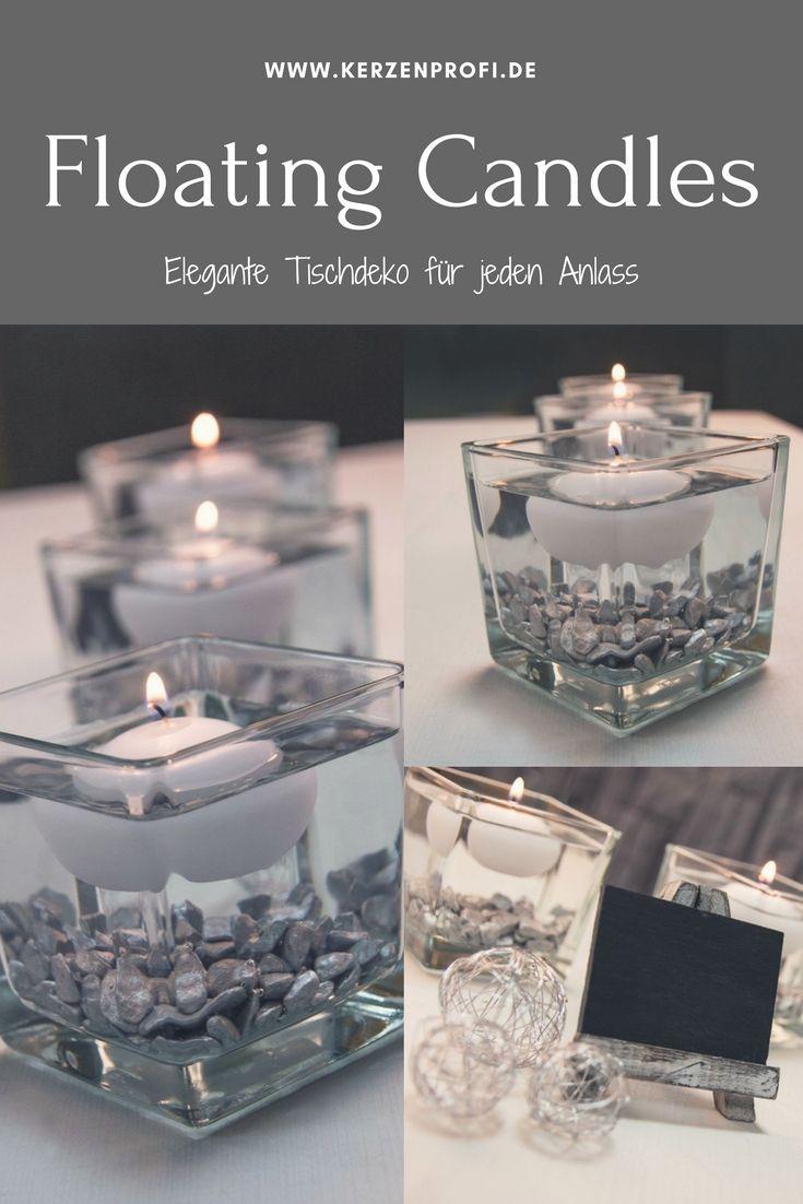 Wenzel Herz Schwimmkerzen 15 Stuck Tischkerzen Hochzeit Kerzen