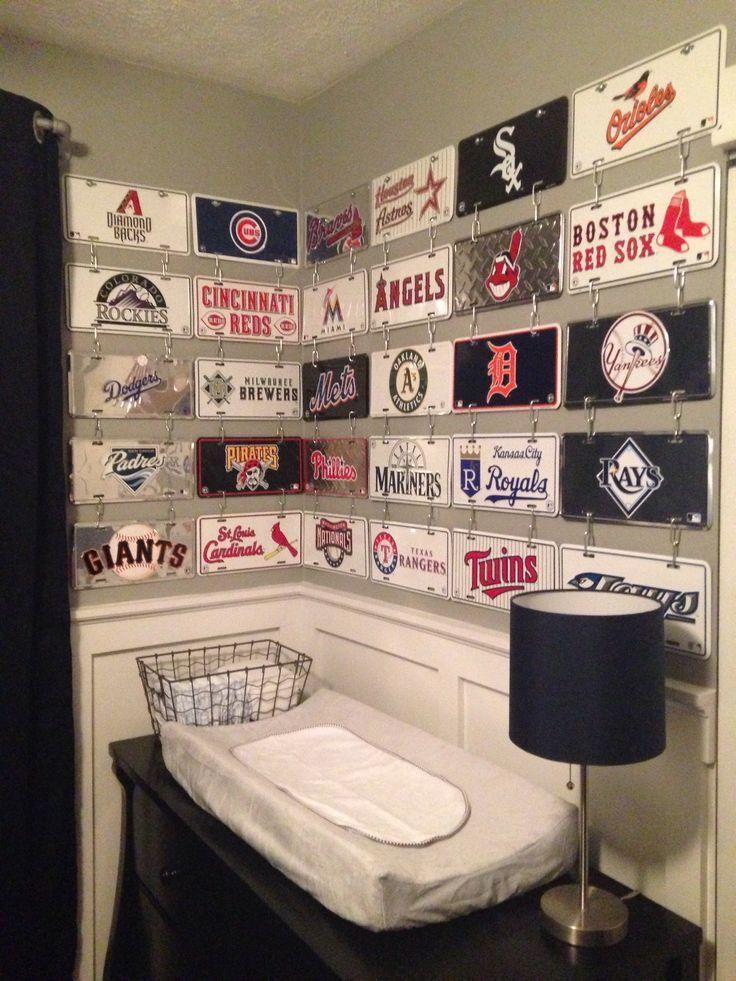 Elegant Boys Baseball Room Ideas 17 Best Ideas About Boys Baseball