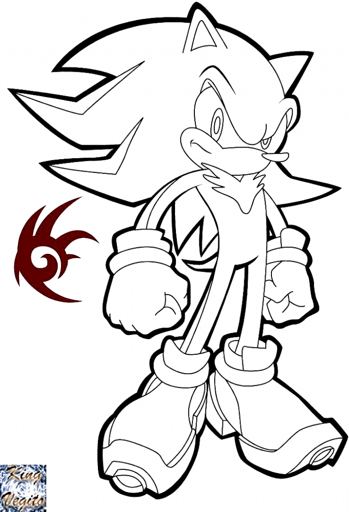 Sonic The Hedgehog Coloring Books Shadow The Hedgehog Super Shadow Sonic The Hedgehog Coloring Coloring In 2020 Hedgehog Colors Minion Coloring Pages Coloring Pages
