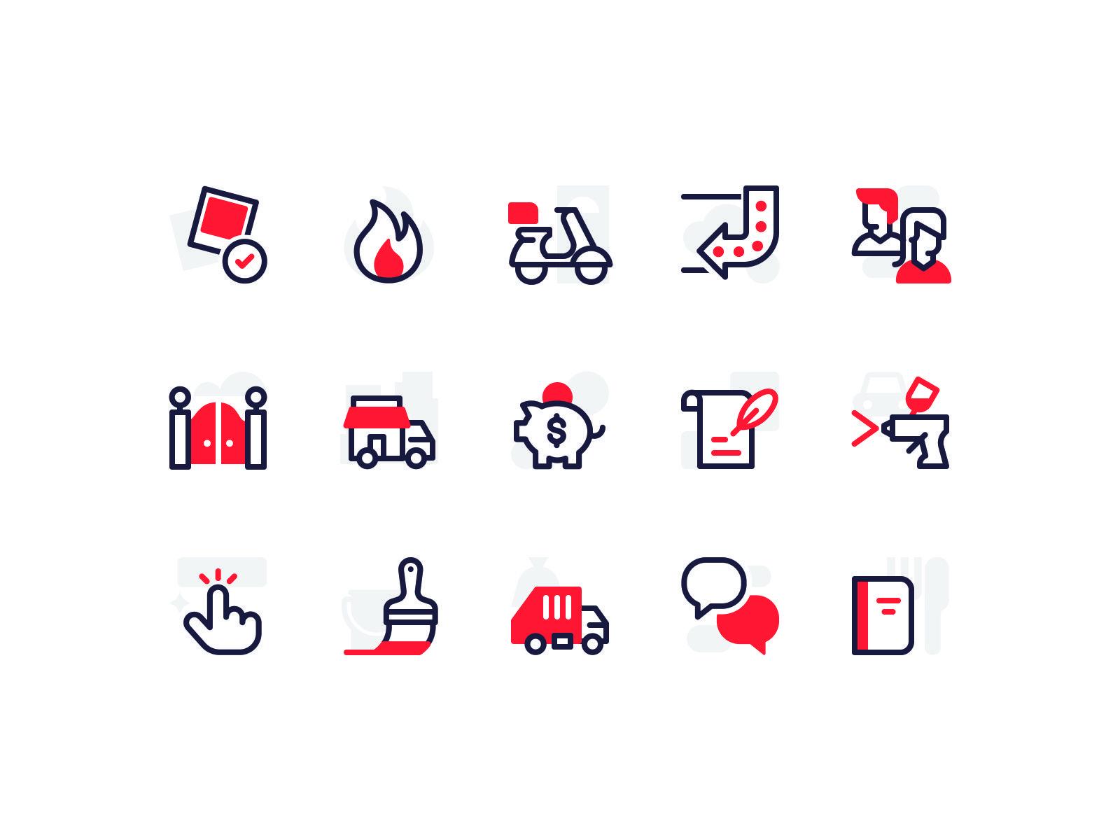 Pin On Icon Design