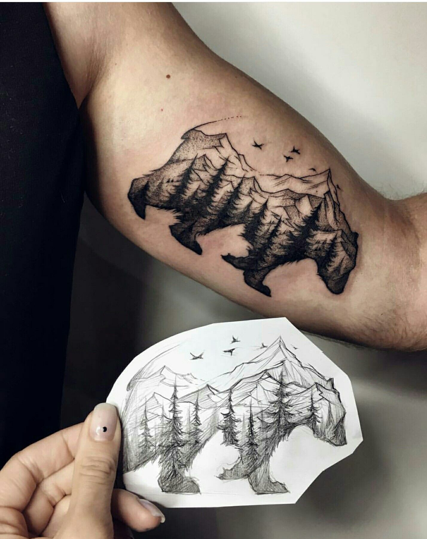Pin by toph on tattoos pinterest tattoo tatting and nature tattoos