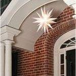 Illuminated Holiday Star Christmas Light Decoration