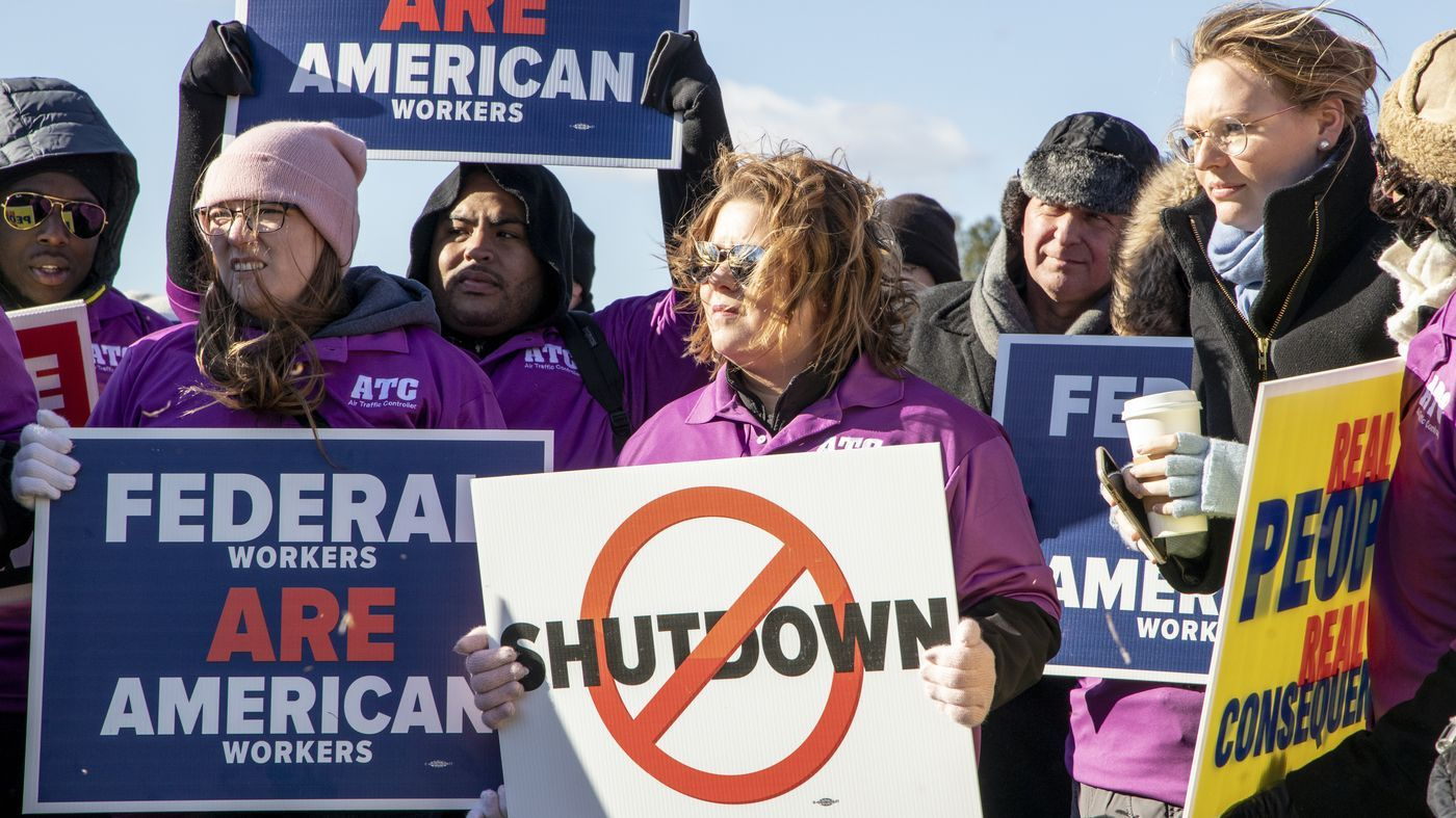 Federal Shutdown Has Meant Steep Health Bills For Some