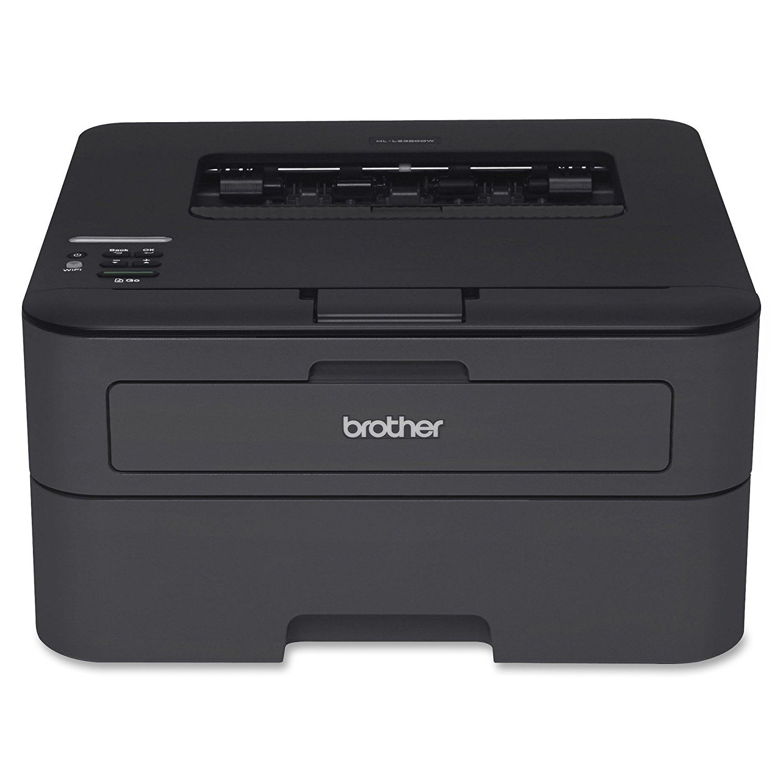 Amazon Com Brother Hl L2340dw Compact Laser Printer Monochrome Wireless Duplex Printing Amazon Dash Repl Best Laser Printer Laser Printer Wireless Printer