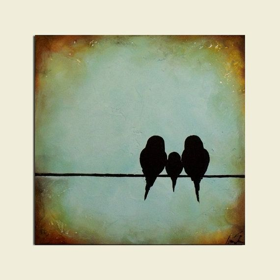 Bird On A Wire Family - DATA WIRING •