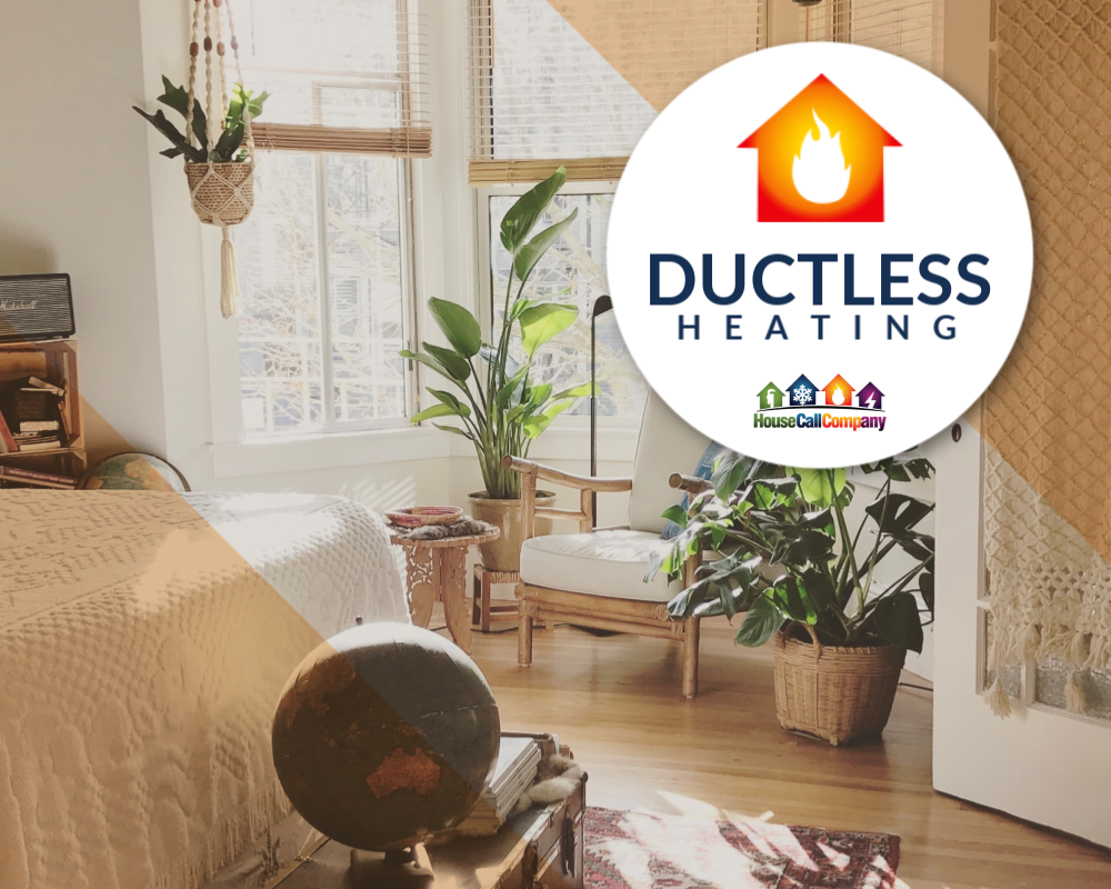 Ductless Systems Are Capable Of Warming And Cooling Your Home