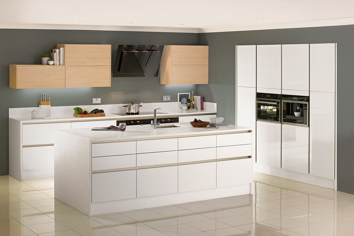 Homebase Kitchen Flooring Schreiber Finsbury White Kitchen New Year New Kitchen