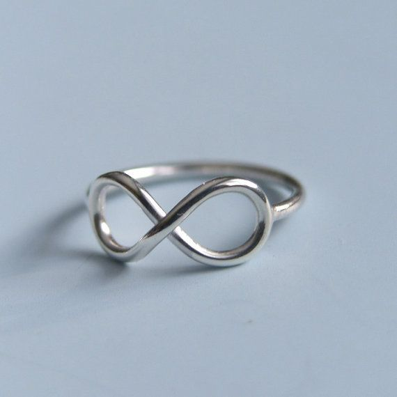 Infinity Ring I Got Mine For Less Than 2 At Forever 21 Thats