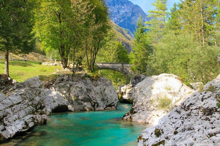 Soca Valley in Slovenia 15 Best Places to Visit in 2020