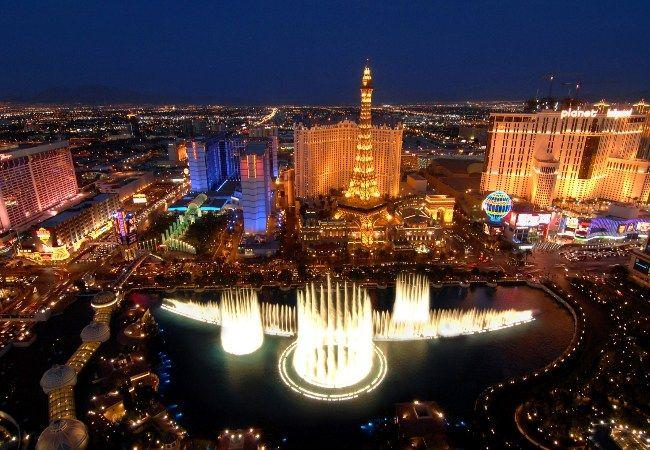 Las Vegas IntereГџante Orte