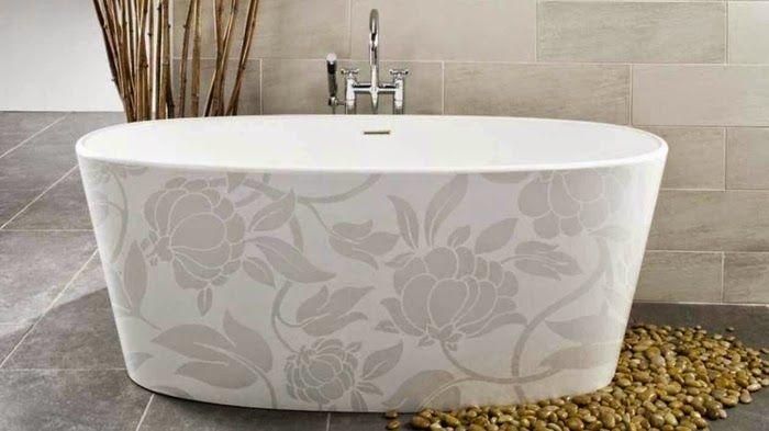 Beautiful Designs Of Free Standing Bath Tubs For Elegant Bathroom