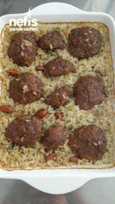 Köfte Büryan (Doyamadık Bidaha Yaptık) #طعام