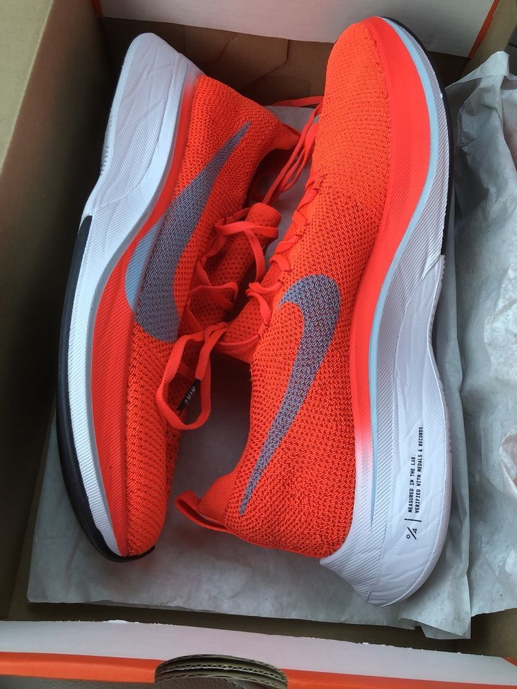 2b7b1a6fd977 Nike Zoom Vaporfly 4% Flyknit Size-US9.5  fashion  clothing  shoes   accessories  mensshoes  athleticshoes  ad (ebay link)