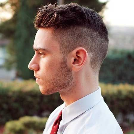 Nice Top 10 Mens Short Hairstyles 2015