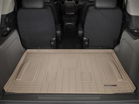 Pin By Janna Hayes On Products I Love Chevy Tahoe Interior Trunk Liner Mini Van