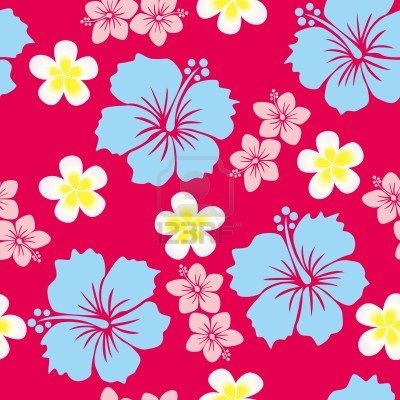 Hibiscus Background Party Printables Free Hawaiian Party Lilo And Stitch
