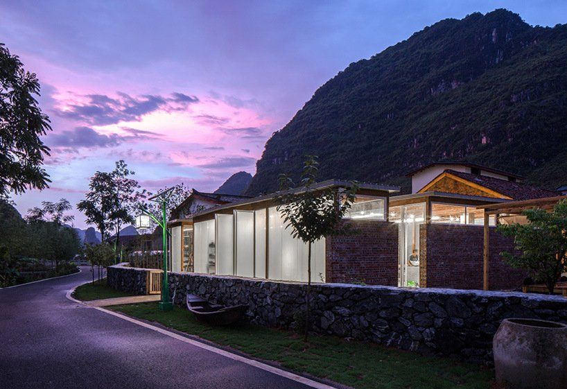 AA.Lab revives a traditional cob brick cottage the last of its kind in yangshan village https://t.co/ztmP2ZHzNY via PaigeStainless