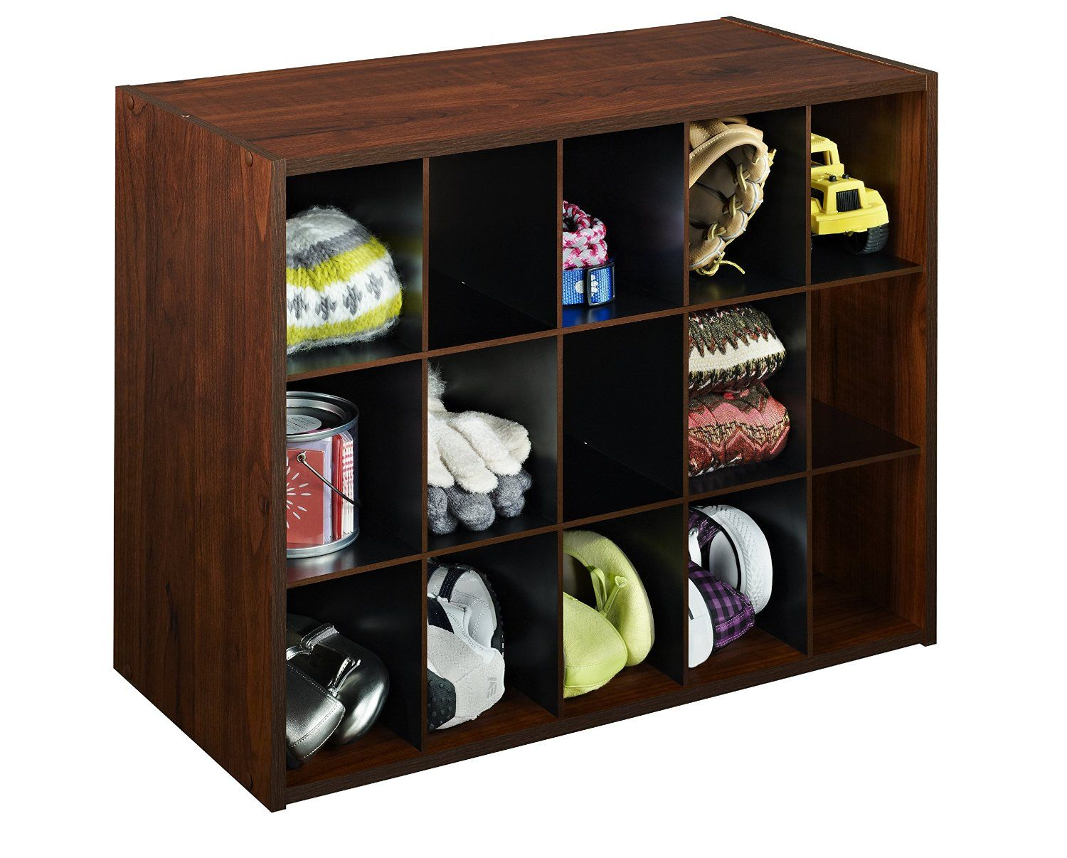 ... Dark Cherry   ID229594   Auction   Closetmaid Stackable Storage  Organizers Are A Convenient Way To Hold Shoes, Hobbies, Media And Office  Supplies.   Buy ...