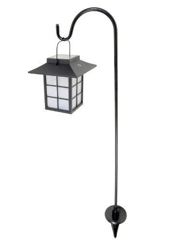 Brinkmann 822 0581 4 hanging pagoda solar light set by brinkmann well known for its tradition styling and versatility brinkmann pagoda lights add a nice touch to any outdoor area use them as landscape aloadofball Gallery