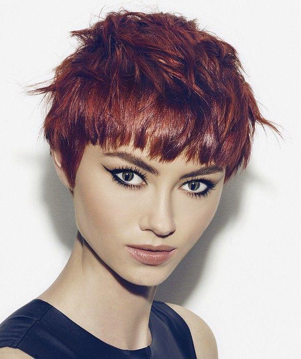 Supercuts Short Brown Hairstyles HairStyles Pinterest Hair