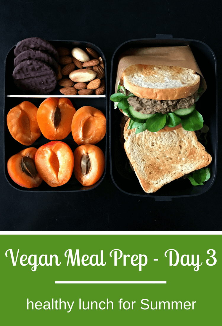 4 Day Vegan Meal Prep For Summer Quick Easy Click To